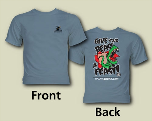 Give Your Beast a Feast T-Shirt